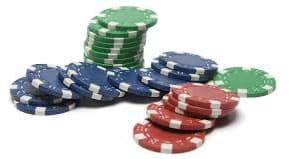 Örnek Plastik Poker Çipleri