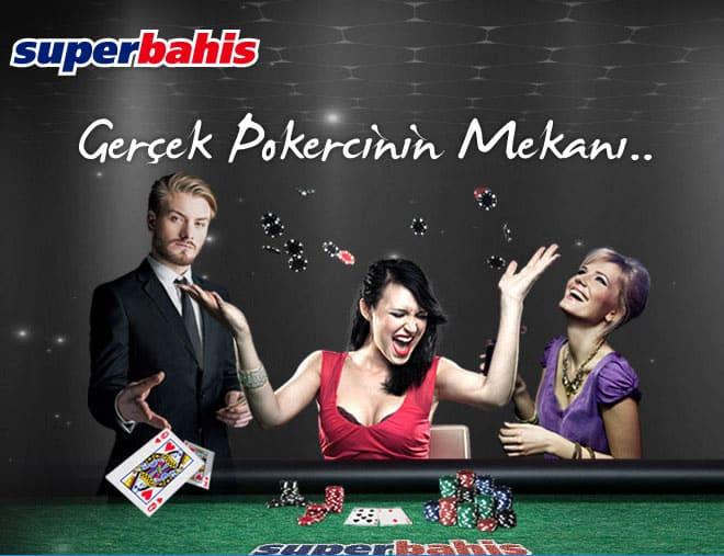 Süperbahis Poker