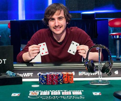DanielStrelitz Poker Oyuncusu