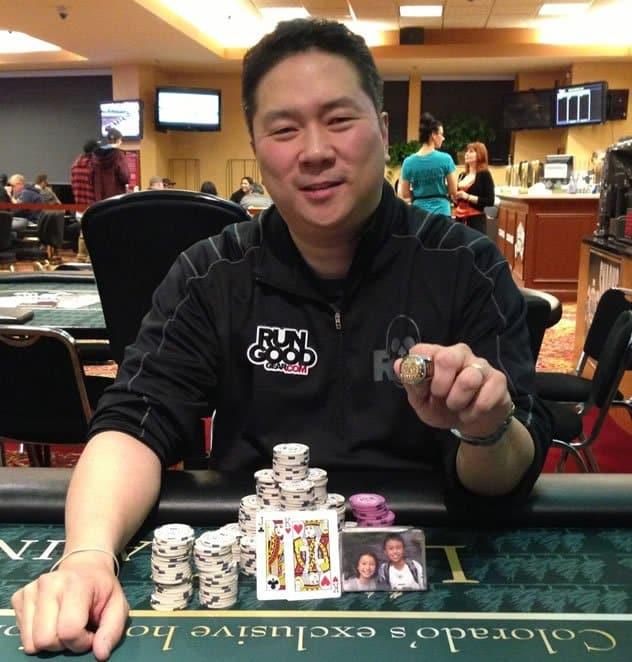 Bernard Lee Poker