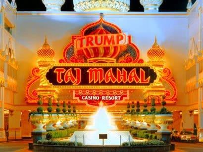 Atlantic City Trump Taj Mahal Casinosu