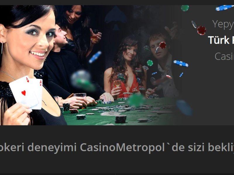 Casino Metropol Poker Sitesi Hakkinda Bilgiler